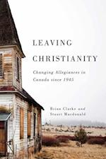 Leaving Christianity (None)