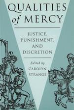 Qualities of Mercy af Carolyn Strange