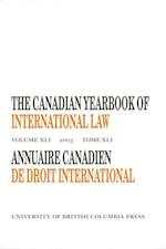 The Canadian Yearbook of International Law, Vol. 41, 2003 af Donald M. McRae