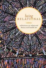 Being Relational (Law and Society Series)