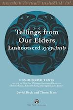 Tellings from Our Elders (First Nations Languages, nr. 1)