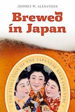 Brewed in Japan