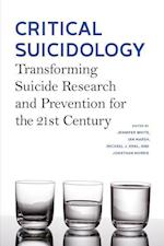 Critical Suicidology