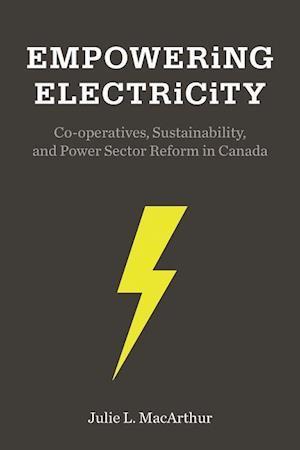 Bog, paperback Empowering Electricity af Julie L. MacArthur