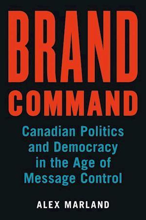 Bog, paperback Brand Command af Alex Marland