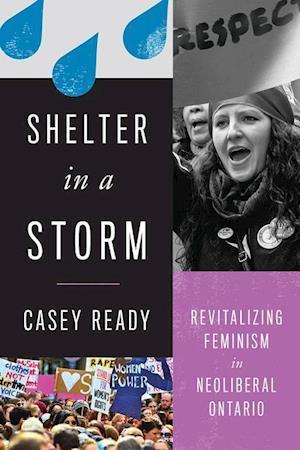 Bog, paperback Shelter in a Storm af Casey Ready