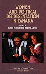 Women and Political Representation in Canada af Manon Tremblay