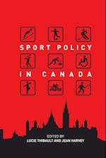 Sport Policy in Canada (Open Access)