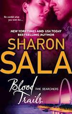 Blood Trails af Sharon Sala