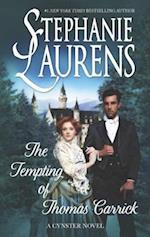 The Tempting of Thomas Carrick (Cynster Novels, nr. 22)