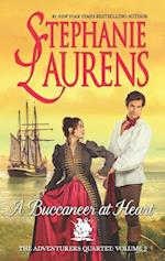 A Buccaneer at Heart (Adventurers Quartet)