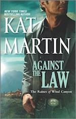 Against the Law af Kat Martin