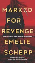 Marked for Revenge (Jana Berzelius)