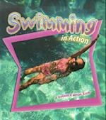 Swimming in Action (Sports in Action Paperback)