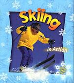 Skiing in Action (Sports in Action)