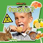 What Is Taste? (Senses Close Up)