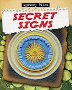 Secret Signs (Mystery Files)
