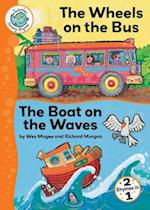 The Wheels on the Bus/The Boat on the Waves (Tadpoles Nursery Rhymes)