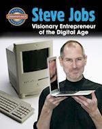 Steve Jobs (Crabtree Groundbreaker Biographies)