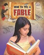 How to Tell a Fable (Text Styles)