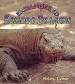Endangered Komodo Dragons (Earth's Endangered Animals S)