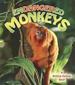 Endangered Monkeys (Earth's Endangered Animals S)