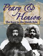 Peary and Henson (In the Footsteps of Explorers S)