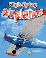 High-flying Airplanes (Vehicles on the Move)