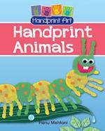 Handprint Animals (Handprint Art)