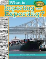 What Is Importing and Exporting? af Carolyn Andrews