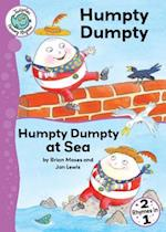 Humpty Dumpty and Humpty Dumpty at Sea af Jan Lewis, Brian Moses
