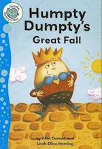 Humpty Dumpty's Great Fall (Tadpoles Nursery Crimes)