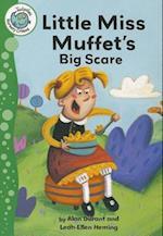 Little Miss Muffet's Big Scare (Tadpoles Nursery Crimes)