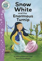 Snow White and the Enormous Turnip (Tadpoles Fairytale Jumbles)