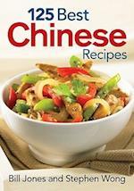 125 Best Chinese Recipes af Bill Jones