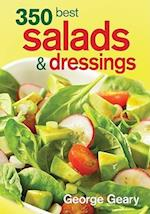 350 Best Salads & Dressings af George Geary