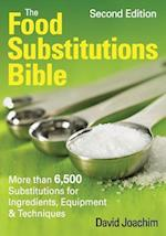 The Food Substitutions Bible af David Joachim
