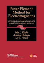 Finite Element Method for Electromagnetics (IEEE Press Series on Electromagnetic Wave Theory)