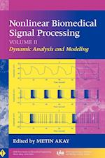 Nonlinear Biomedical Signal Processing (IEEE Press Series on Biomedical Engineering)