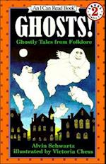 Ghosts (I Can Read Books, Level 2)