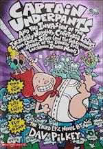 Captain Underpants & the Invasion of Theincredibly Naughty Cafeteria Ladies (Captain Underpants, nr. 3)