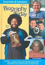 Biography Today Scientists & Inventors (BIOGRAPHY TODAY SCIENTISTS AND INVENTORS SERIES)