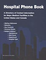 Hospitals and Medical Centers USA (HOSPITAL PHONE BOOK)