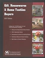 Gift, Housewares & Home Textiles Buyers 2017 (Gift, Houseware and Home Textile Buyers Guide)