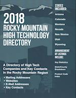 Rocky Mountain High Technology Directory 2018 (ROCKY MOUNTAIN HIGH TECHNOLOGY DIRECTORY)