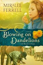 Blowing on Dandelioins