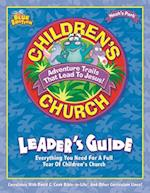 Noah's Park Children's Church Leader's Guide [With CD] af David C. Cook