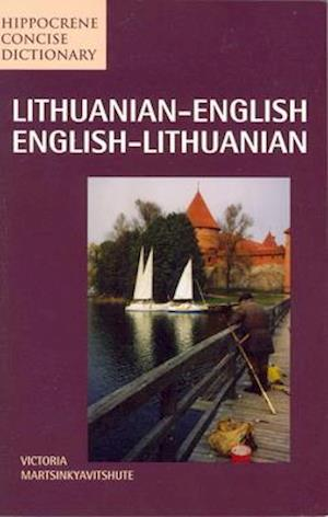 Lithuanian/English-English/Lithuanian Concise Dictionary