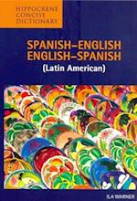 Spanish-English English-Spanish Concise Dictionary (Latin American)
