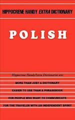 Polish Handy Extra Dictionary (Hippocrene Handy Extra Dictionaries S)